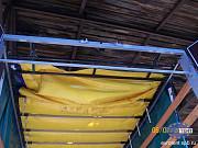 Сдвижные крыши, установка, ремонт, тенты, каркасы Санкт-Петербург
