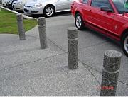 Резиновые парковочные столбики, полусферы, вазоны Ростов-на-Дону
