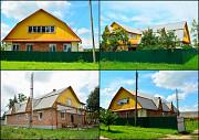 Продам дом от Минска 56 км. д. Новые Зеленки Минск