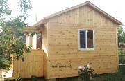 Деревянный дачный дом 5 м х 4 м. Тюмень