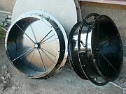 Осевые направляющие аппараты для дымососов и вентиляторов. Кострома