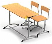 Мебель школьная: стулья, парты Санкт-Петербург