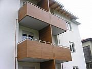 Фасадный листовой пластик для вентилируемых фасадов, фасадные архитектурные панели HPL трудногорючие Москва