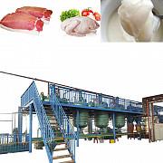 Оборудование для вытопки и переработки животных жиров, сала в пищевой, кормовой и технический жир Москва