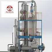 Оборудование для рафинации технического жира, пищевого и животного жира, растительного масла Москва