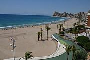 Недвижимость в Испании, Квартира на первой линии пляжа в Бенидорм, Коста Бланка, Испания Benidorm