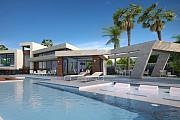 Недвижимость в Испании, Новая вилла с видами на море от застройщика в Хавеа, Коста Бланка, Испания Calp