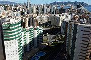 Недвижимость в Испании, Новая квартира с видами на море от застройщика в Бенидорме, Коста Бланка Benidorm