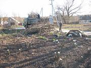 Расчистка участков, демонтаж строений, земляные работы Тамбов