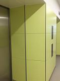 Конструкционный декоративный пластик ДБСП стеновой для интерьеров, дизайн HPL панели для стен КМ1 Москва