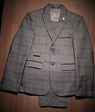 Классический подростковый костюм для мальчика. Алматы