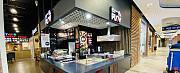 Кафе ресторан фудкорт узбекская кухня огромный ТЦ Москва