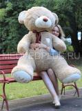 Мишка Латте Восхищение красотой любви и жизни I love you Москва