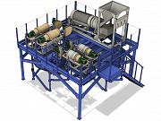 Оборудование для полной переработки спиртовой барды Тула