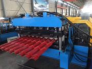 Оборудование для производства металлочерепицы из Китая Chengdu