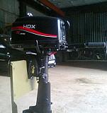 Лодочный двигатель HDX-5 Тула