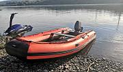 Лодка solar 450 cm JET+мотор yamaha 30 Новокузнецк