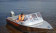 Лодка Вельбот 45 i Салехард