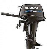 Лодочный мотор Suzuki DT 9.9A 2 такта (новый) Москва