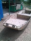 Лодка алюминиевая Ейск