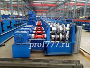 Линия по производству балки дорожного огражденияКитай Chengdu