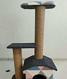 Когтеточка с домиком для кошки Москва