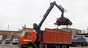 Вывоз мусора камаз Ломовоз Магнитогорск