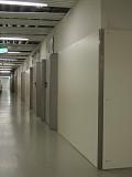 Санитарные медицинские HPL панели для отделки больниц и палат клиник, пластик стеновой ДБСП КМ1 Москва