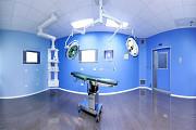 Медицинские гигиенические панели для отделки стен больниц и оперблоков, антибактериальный пластик Москва
