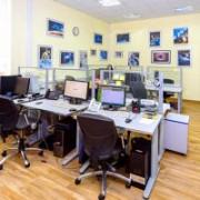 Рабочее место и юридический адрес Москва