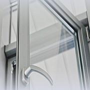 Входные алюминиевые двери Омск