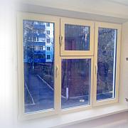 Пластиковые окна с форточкой Омск
