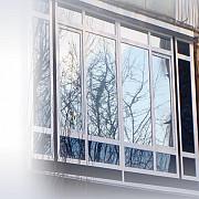 Балконы с тонировкой Омск
