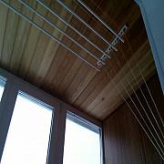 Внутренняя отделка балкона Омск