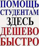 Помощь студентам, консультации, работы, экзамены Москва