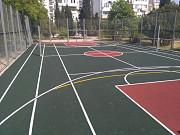 Резиновое покрытие детских и спортивных площадок Севастополь