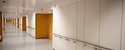 Гигиенический стеновой медицинский бумажно-слоистый пластик HPL для отделки больниц, госпиталей КМ1 Москва