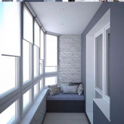 Пластиковые и алюминиевые окна и двери. Остекление лоджий и балконов Москва