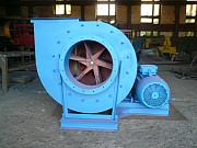 Промышленные пылевые вентиляторы ЦП 7-40 для пневмотранспорта. Кострома