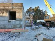 Строительство Домов из Теплобетона Полистиролбетона Москва