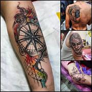 Татуировка в Москве Москва