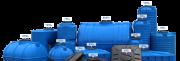 Пластиковые ёмкости для хранения воды и топлива Тула