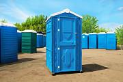Туалетная  кабина ( эконом) Тула