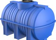 Горизонтальная емкость G 1000 литров Тула