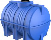 Горизонтальная емкость  2000 литров Тула