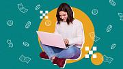 Удалённая работа в интернете, СТУДЕНТЫ/ШКОЛЬНИКИ/ДЕКРЕТ на ДОМУ Киев