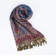 Палантин Shalimar (Индия) Premium арт.1900SLK_25 Москва