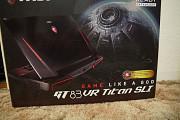 SI GT83VR 6RE Titan SLI GT83VR6RE-055US Ноутбук Москва