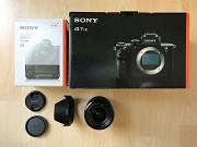 Sony Alpha a7R II цифровая камера + Sony Vario-Tessar T FE 28-70mm Москва
