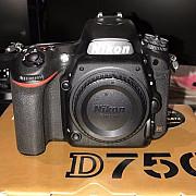 Nikon D750 DSLR камеры (только корпус) Москва